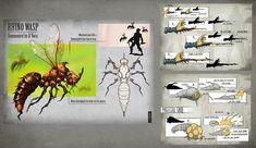 D'Vorah Rhino Wasp