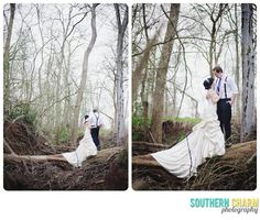 Love in the Forest {Creative Photography}