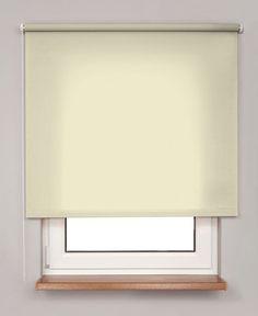 Halftransparant rolgordijn met ketting  Description: Halftransparant rolgordijn voor de montage aan de muur of aan het plafond. Bij ieder rolgordijn zit een veiligheidsbeugel voor het koord. Dit zorgt ervoor dat uw kleintjes tijdens het spelen niet verstrikt kunnen raken in het koord. Let op: bestelbreedte = stofbreedte. Door plastic beugels aan de randen is het vouwgrodijn ongeveer 4 cm breder dan de breedte van de stof.  Price: 43.99  Meer informatie