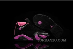 Find 2016 Discount Nike Air Jordan 14 Kids Basketball Shoes Black Purple  Child Sneakers online or in Lebronshoes. Shop Top Brands and the latest styles  2016 ... 4e92c95df