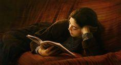 Iman Maleki (pinturas o fotos?) hiperrealismo