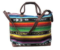 The Haspe Weekender is named after its authentic Mayan striping used in traditional female skirts. This large style tote is perfect for a weekend away or carry-on bag. Color: Haspe Adjustable Shoulder Strap Outside Zipper Inside Zipper Free Express Shipping USA Approximate dimensions: 15 inches tall 24 inches wide with a 9 inch depth Handmade in [...]