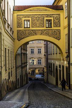Prague -Serge SAYN Prague, Central Europe, Czech Republic, Architecture, World, City, Europe, Arquitetura, Cities