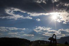 Red Bull Ring in Spielberg bei Knittelfeld, Steiermark