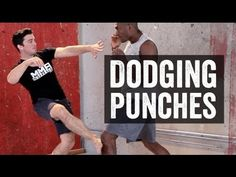 How To Dodge Punches - Trav's Head Movement Training - Learn How To Slip a Punch and Counter Punch - YouTube