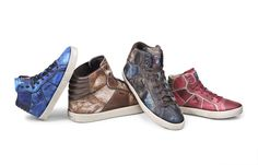 GEOX for Valemour - Sneaker collection