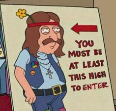 If I ever have smoke room in my house Im putting this on the door before you walk in (;