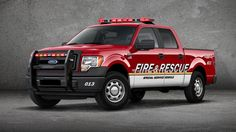 Ford's Special Service Vehicle: Action Ready - F150online.com