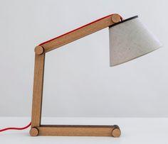 Lámpara torita - Desli   Design Your Life