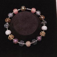Pandora Essence bracelet Pandora Beads, Pandora Bracelet Charms, Pandora Jewelry, Pandora Essence, Beaded Bracelets, Charm Bracelets, Fashion Bracelets, Fashion Dolls, Fine Jewelry