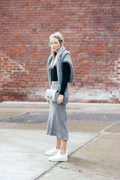 8 Ultra-Sleek, All-Grey Looks