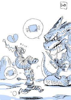 Final alternativo de Fairy Tail xDDD