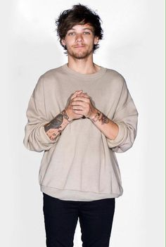 Harry Styles: 21 year old stripper who loves being called Princess and being man handled, stage name is Coco Louis Tomlinson: 23 CEO of his own music recordin.