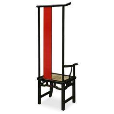 Elmwood Yin & Yang Chairs