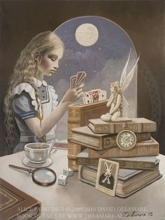 Alice in Wonderland. Alice In Wonderland Aesthetic, Adventures In Wonderland, Alice Rabbit, Alice Liddell, Alice Madness Returns, Photo D Art, Lewis Carroll, Art Graphique, Through The Looking Glass