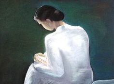 The Finnish artist Helene Schjerfbeck painted mainly works depicting herself, other women, children, & the home. Born in Hels. Helene Schjerfbeck, Happy Pictures, Book People, Pierre Auguste Renoir, Woman Reading, Impressionist Art, Abstract Images, Human Nature, Other Woman