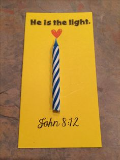 This is such a cute idea...the kids could give them out to their friends. <3