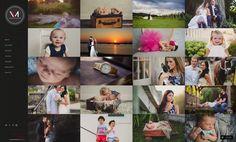 Maler Photography | Responsive Wordpress Site | Web Design by iblog4-u| mmaler.com
