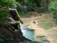 cascade des Tufs - Les Planches (Arbois)