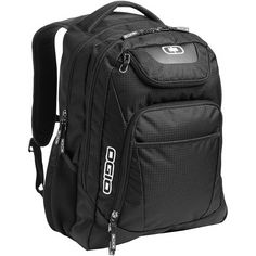 168219bd9b0 OGIO EXCELSIOR PACK. #onetouchpoint #employeegiveaway #promo Corporate  Uniforms, Laptop Sleeves,