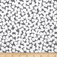 Michael Miller Pastel Pop Citron Grey Tiny Guitar Pics Grey from @fabricdotcom  From Michael Miller, this cotton print is perfect for quilting, apparel and home decor accents.  Colors include grey and white.