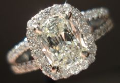 split shank diamond rings - Google Search