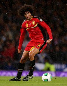 Marouane Fellaini | Belgian National team