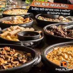 """Restaurante Casa de Taipa 🌵 on Instagram  """"A mesa mais apetitosa em linha  reta da América Latina você encontra aqui na  CasaDeTaipa. c25795477ca"""