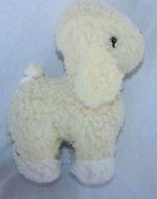 "Vintage Eden Toys Plush Stuffed Animal Lamb 9"" Toy Lovey Sheep"