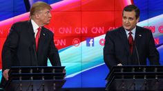 Republican presidential candidates sparred over national security issues and how best to counter the so-called Islamic State (IS) in the first debate since attacks in California and Paris.