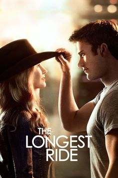 The Longest Ride - movie poster