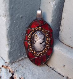 Hey, I found this really awesome Etsy listing at https://www.etsy.com/listing/187634661/spoon-jewelry-mosaic-jewelry-art-pendant