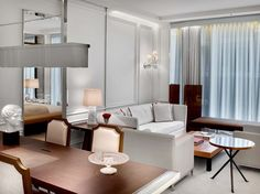 World's First Baccarat Hotel Is Dripping With Crystal, Naturally - Checking In - Curbed NY