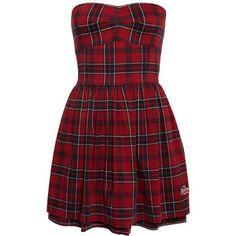 50s Prom Plaid Dress...SOOOOO PRETTY!!!