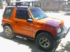 Tracker 4 x 4 1995 A/C equipado | Chihuahua | Vivanuncios | 118180641