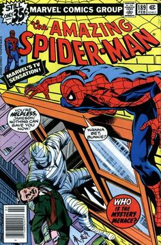 The Amazing Spider-Man #189 (1963 series) - cover by John Byrne