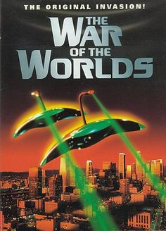 The War of the Worlds, 1953. Somehow more satisfying than the remake.