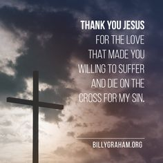"""Worthy is the Lamb that was slain"" Billy Graham Evangelistic Association, In Christ Alone, Thank You Jesus, God First, Godly Woman, Quotes About God, Names Of Jesus, Jesus Christ, Favorite Quotes"