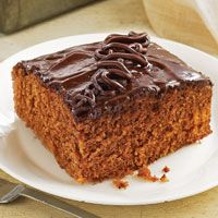 Chocolate Gingerbread Cake #HEBHolidayMeal
