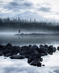 Beautiful American Nature Landscapes by Ross Lipson #inspiration #photography
