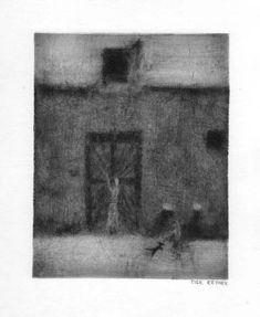 Bohuslav Reynek - GRAFIKA - Prodej - 60. léta - Galerie ART Chrudim Galerie D'art, Painting, Painting Art, Paintings, Drawings