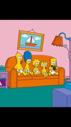 The Simpsons All baby