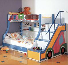 Train bunk beds :-]