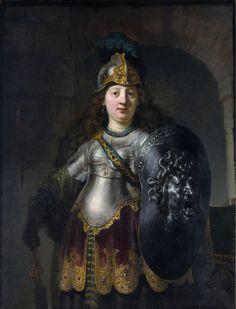 Rembrandt - Bellona