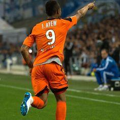 Jordan #Ayew #Lorient