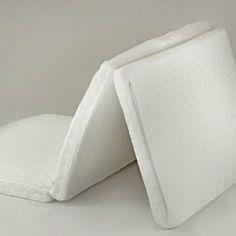 """LUCID® by LinenSpa 3"""" Folding Memory Foam Mattress 3-Year Warranty: Amazon.ca: $89.99"""