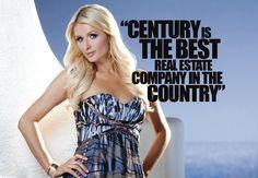 Paris Hilton for the Azure. Paris Hilton, Real Estate Companies, Condominium, Strapless Dress, Urban, Showroom, Shopping, Dresses, Hot