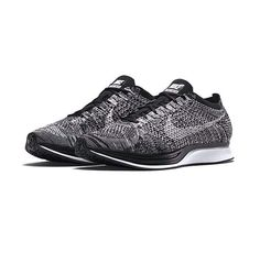 lowest price 63a49 1e908 Flyknit Racer Oreo 2.0 Sneakers Nike, Casual Sneakers, Nike Air Max, Nike  Free