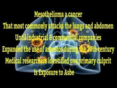Pleural Mesothelioma Asbestos Lung Cancer Peritoneal Causes Symptoms Prognosis Treatment. - WATCH VIDEO HERE -> http://bestcancer.solutions/pleural-mesothelioma-asbestos-lung-cancer-peritoneal-causes-symptoms-prognosis-treatment    *** signs of lung cancer ***   Mesothelioma, cancer, asbesto Video credits to the YouTube channel owner