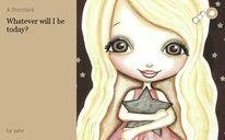 Little Blonde Girl Big Eyed Art. Brown And Pink Kid Room Decor. Education And Literacy, Inquiry Based Learning, Ib Attitudes, Ib Classroom, Classroom Ideas, Ib Learner Profile, Little Blonde Girl, Star Nursery, Nursery Art
